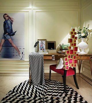 160平米二居室工作室布置图片大全