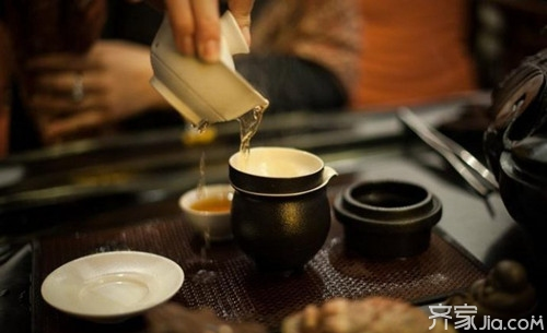 喝功夫茶的步骤 功夫茶具的使用