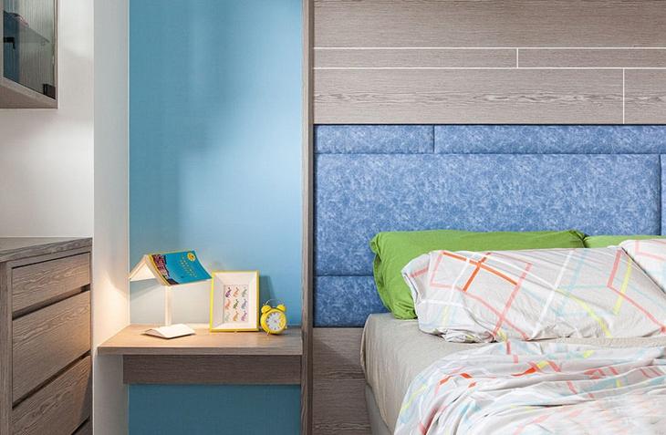 70平小户型装修卧室设计