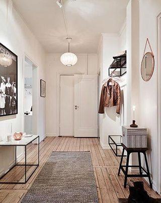 走廊饰品玄关效果图片