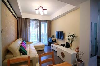 75平小户型装修客厅设计