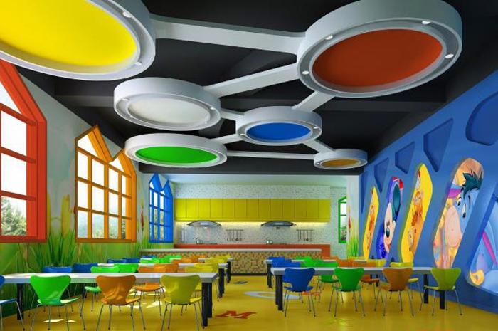 可爱幼儿园设计童趣幼儿园