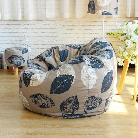 懒人沙发设计布置图片