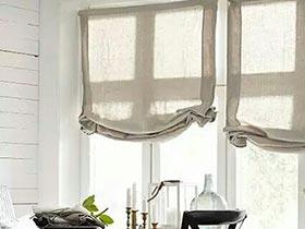 拋掉沉悶  12款清新窗簾布置效果圖
