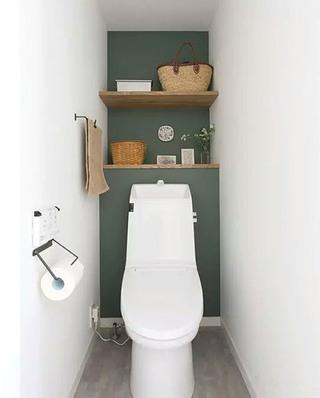 小户型卫生间装修装潢图