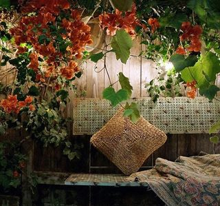 花园餐厅餐厅座椅摆放图