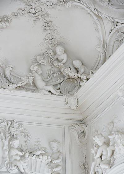 墙壁雕花设计顶面设计图