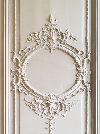 墙壁雕花设计效果图图片