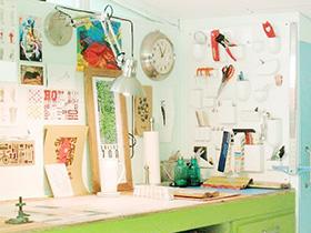 个性定制私人书房  10款书房收纳装饰图片