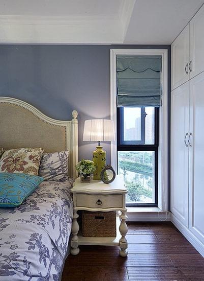 140平美式风格装修美式卧室构造图-您正在访问第5页 装修效果图案例
