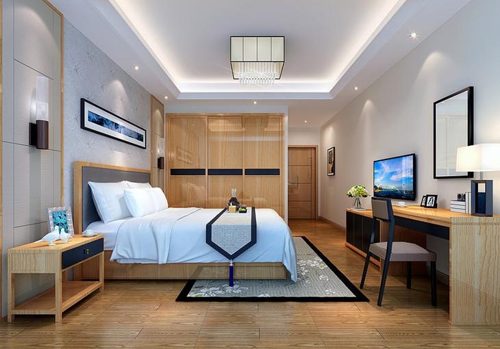 温馨宜家中式卧室装饰大全