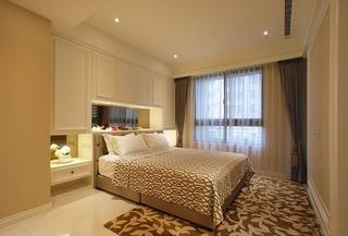 超宽敞的两室两厅装修次卧平面图
