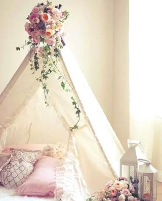 家居帐篷装饰设计图