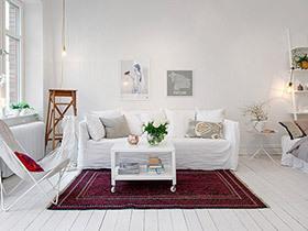 11个客厅可移动茶几图片 生活总有新创意