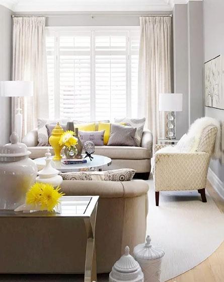 休闲客厅装修装饰效果图