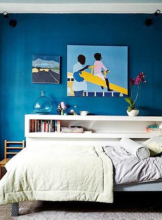 现代混搭卧室设计参考图