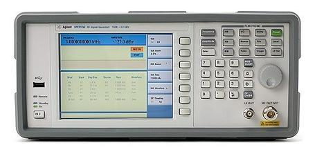 信号发生器采用数字波形合成技术