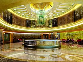 豪华酒店大厅装修效果图