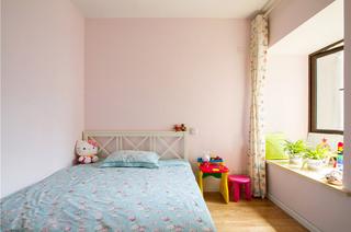 98平宜家风格两居儿童房装修