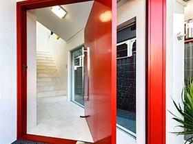 创意室内双向门设计 与众不同的家居
