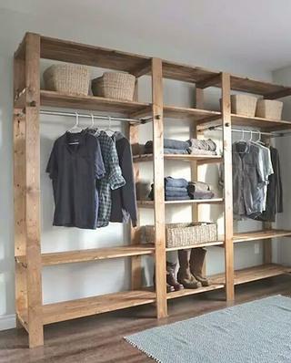 木质实用衣架设计