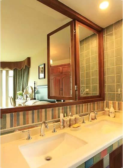 卫生间镜子参考图片