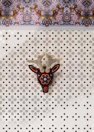 花式壁纸背景墙装修装饰效果图