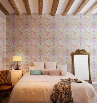 花式壁纸背景墙图片大全