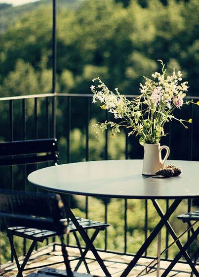 铁艺花园阳台图片大全