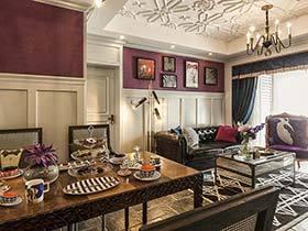 欧式公寓设计  让你体验贵族生活空间