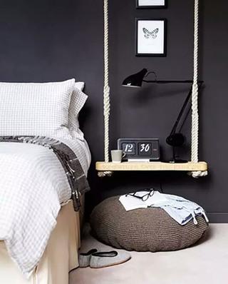 另类卧室床头柜效果图装修