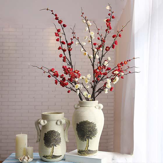 茶几花饰设计参考图片