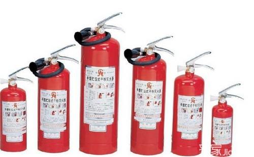 消防器材有哪些 消防器材的使用方法