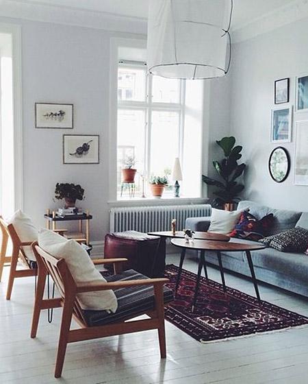 小户型客厅装修设计图
