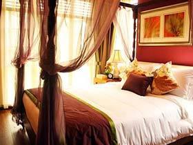 幔幔青萝  12个波普风卧室装修实景图