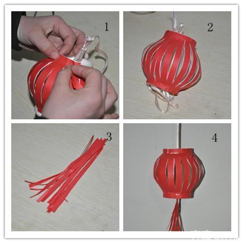 如何制作灯笼 手工制作灯笼方法及图片欣赏