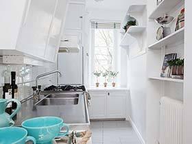 4㎡打造厨房  10个小户型厨房装修设计图