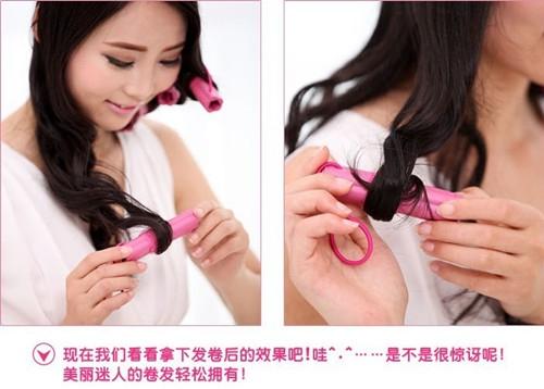 海绵卷发器怎么用 海绵卷发器的使用方法