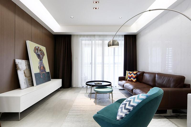 简美式客厅装饰大全欣赏