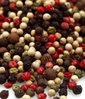黑胡椒的營養價值