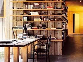 气质展示  10个收纳书房装修设计图
