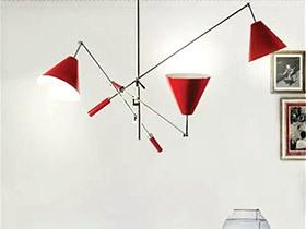 12款客厅吊灯装修效果图 气场和谐最重要