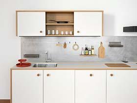 乐趣的味道  10个开放式厨房实景图