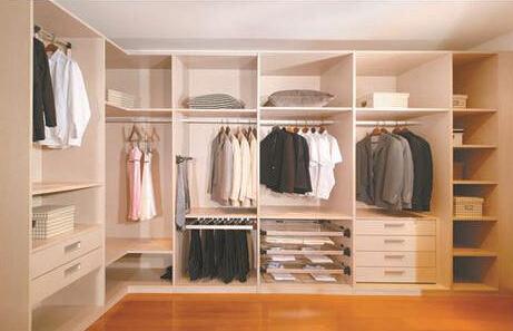 整体衣柜怎么计算,衣柜展开面积怎么计算?