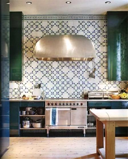 厨房瓷砖装修效果图大全