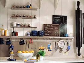 给你清爽的美味  11个厨房收纳装修图片