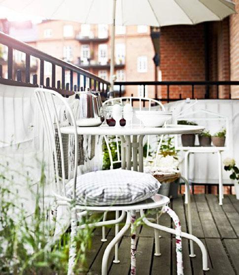 花园阳台装修效果图