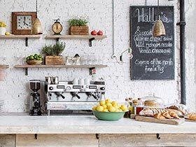 家庭消遣基地 10个厨房吧台设计图片