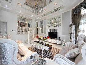 尊贵感不言而喻  欧式风格豪华型别墅装修