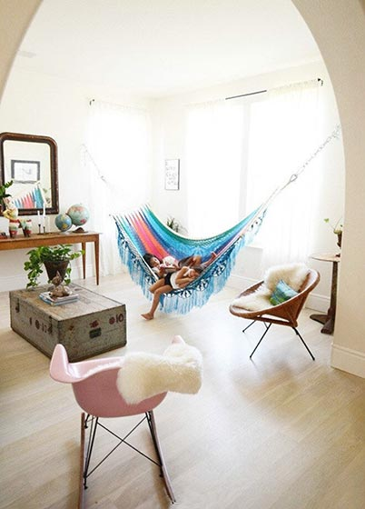 室内吊椅装修设计图